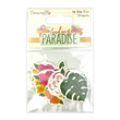 Die Cut Shapes - Finding Paradise - 16st
