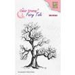 Clearstamps - Silhouette Fairy Tale - Tree