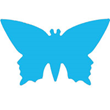 Punch - 5cm - Butterfly