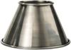 Classic metallskärm stor (silver)