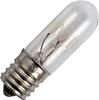 Signallampa klar E14 6-10W 220-260V