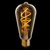 Edison LED E27 guld 250lm 2000K dimbar