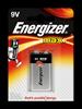 BATTERI 9V Alkaliskt Max Energizer