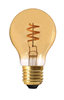 Normal LED E27 guld Elect 130lm 2000K dimbar