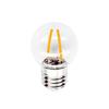 Klot LED 12V E27 klar 200lm 2700K