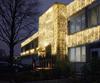 System LED istappslinga varmvit