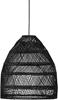 Maja takskärm (svart)