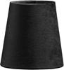 Queen lampskärm sammet svart 10cm