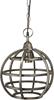 Bristol taklampa (silver)