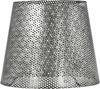 Mia hålad lampskärm (silver)