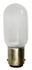 Symaskinslampa BA15d 25W 230V