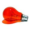 Braslampa B22 röd