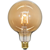 Glob LED E27 amber 125mm 80lm 2000K