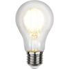 12V-24V LED normal E27 klar 470lm 2700K