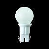 Reservlampa 12V 1,08W vit/frost