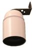 Lamphållare E27 vinkelfäste u j