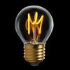 Klot LED 150lm E27 klar 2200K dimbar