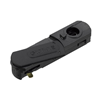 Global adapter 1-fas skena 230V svart