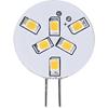 G4 LED 12V 90lm 2700K rund