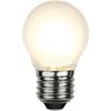 Klot LED E27 matt 450lm 2700K