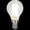 Klot LED 470lm E14 klar 2700K