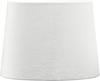 Lampskärm Sofia sammet vit