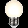 Klot LED 15lm E27 opal 2700K