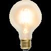 Glob LED 230lm klar 80 E27 2100K