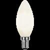 Kron LED 470lm opal E14 2700K