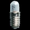 Reservlampa 12V 0,6W E5 klar