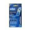 Braun Shaving Condition FreeGlider Lotion 4-p
