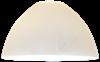 KRONOBERG glas vit
