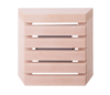 Bastuarmatur Sauna LED 8W /827 500lm