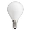 Klot LED 380lm E14 opal 4000K dimbar