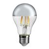 Normal LED E27 silvertopp 550lm 2700K dimbar