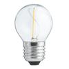 Klot LED 120lm E27 klar 2700K