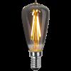 Edison LED 30lm rök E14 2100K
