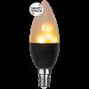 Flame LED E14 18lm 1800K