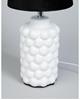 Bordslampa bubble vit