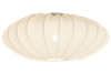 MAMSELL plafond 65 cm, vit