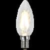 Kron vriden LED E14 klar 250lm 2700K