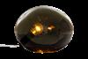 GLOBUS bordlampa 24cm, rök