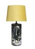 Mumin the family Lampfot 43cm