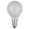 Klot LED E14 matt 80lm 2700K