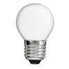 Klot LED E27 opal 100lm 2700K