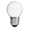 Klot LED E27 3-steg opal 470-30lm 2700K