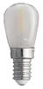 Päron LED matt 50lm 2700K