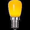 Päron LED gul E14