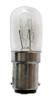 Symaskinslampa BA15d 15W 230V