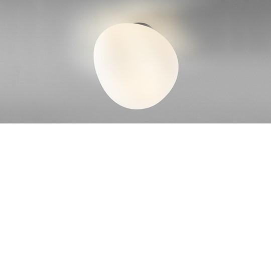 Foscarini Gregg Medium Tak/Vägg Vit
